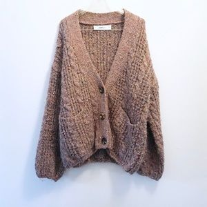 Zara Chunky Knit Sweater